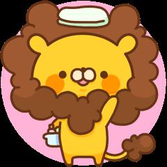 fluffly Lion