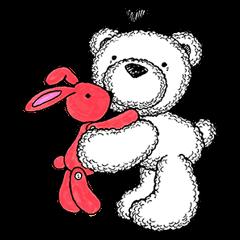 Cotton bear's life