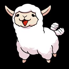 Alpaca wooly