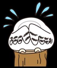 snowy owl sticker #2327107