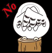 snowy owl sticker #2327129