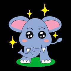 Fah-Sai : Smile elephant