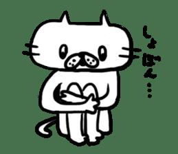 NEKO NO SHIRATAMA sticker #2330821