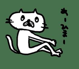 NEKO NO SHIRATAMA sticker #2330825