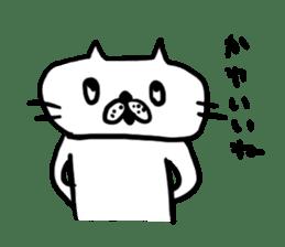 NEKO NO SHIRATAMA sticker #2330835