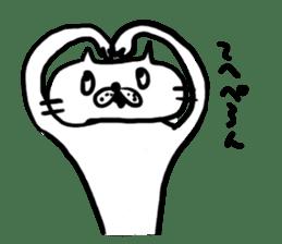 NEKO NO SHIRATAMA sticker #2330836