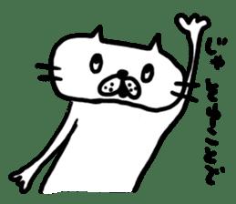 NEKO NO SHIRATAMA sticker #2330847