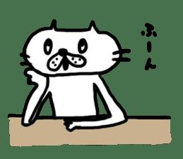 NEKO NO SHIRATAMA sticker #2330848
