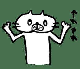 NEKO NO SHIRATAMA sticker #2330849