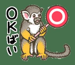 Kawaii Animals (Cute Animals of Kyushu) sticker #2331977
