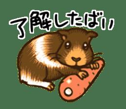 Kawaii Animals (Cute Animals of Kyushu) sticker #2331979