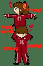Army of LOVE sticker #2334561