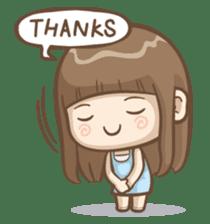 Misa's daily life 2 sticker #2338293