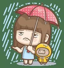 Misa's daily life 2 sticker #2338297