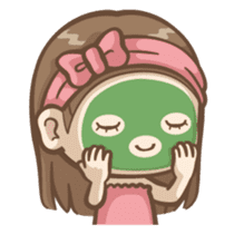 Misa's daily life 2 sticker #2338303