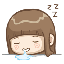 Misa's daily life 2 sticker #2338306