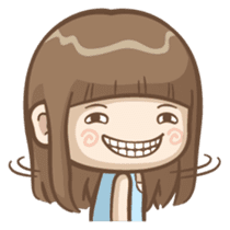 Misa's daily life 2 sticker #2338309