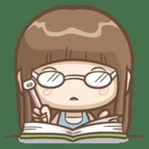 Misa's daily life 2 sticker #2338311