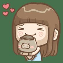 Misa's daily life 2 sticker #2338313