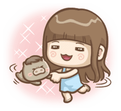 Misa's daily life 2 sticker #2338314