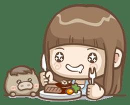 Misa's daily life 2 sticker #2338317