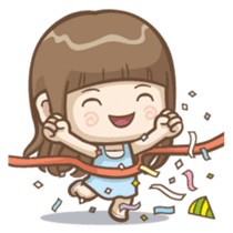 Misa's daily life 2 sticker #2338319