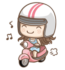 Misa's daily life 2 sticker #2338320