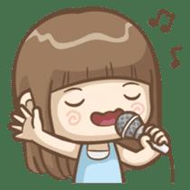 Misa's daily life 2 sticker #2338321