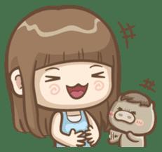 Misa's daily life 2 sticker #2338322