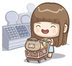 Misa's daily life 2 sticker #2338323
