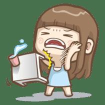 Misa's daily life 2 sticker #2338326