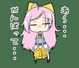 "MoeSticker""SAKURAKO"" sticker #2339628"