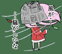 "MoeSticker""SAKURAKO"" sticker #2339635"
