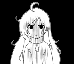 "MoeSticker""SAKURAKO"" sticker #2339658"