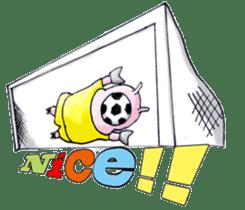 Child of pig sticker #2344525