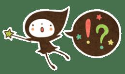 The fairy of leaves konoppechan(English) sticker #2346761