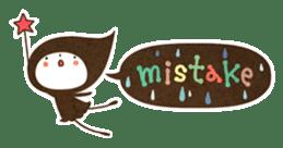 The fairy of leaves konoppechan(English) sticker #2346764