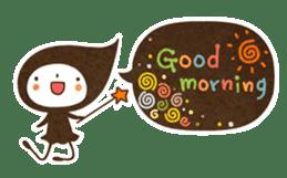 The fairy of leaves konoppechan(English) sticker #2346769