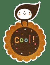The fairy of leaves konoppechan(English) sticker #2346771