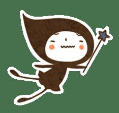 The fairy of leaves konoppechan(English) sticker #2346778