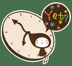 The fairy of leaves konoppechan(English) sticker #2346791