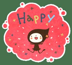 The fairy of leaves konoppechan(English) sticker #2346797