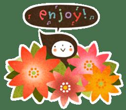 The fairy of leaves konoppechan(English) sticker #2346799