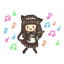 nekomimichan sticker #2346819