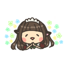 nekomimichan sticker #2346821
