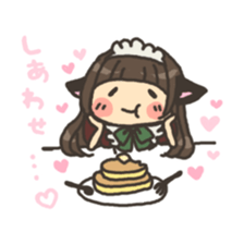 nekomimichan sticker #2346823
