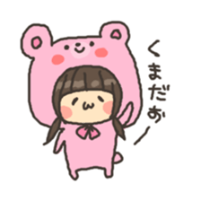 nekomimichan sticker #2346833