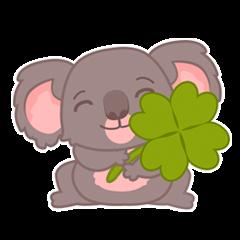 The cute Koala Bear -Timmy- 2nd Set(EN)