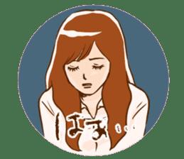Mari-san sticker #2354146
