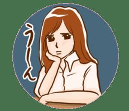 Mari-san sticker #2354148
